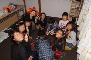 英会話クラス(ハロウィンパーティー)
